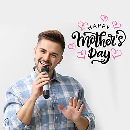 Mom Special Personalised Poetry On Video Call:Send Mother's Day Gifts to Oman