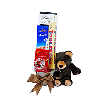 Beary Special Gift:Send Wedding Gifts to Oman