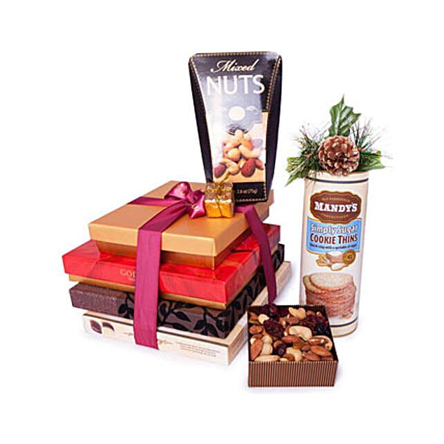 Chocolate Pick Me Up:Send Chocolate to Oman