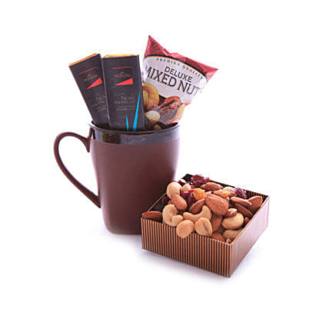 Energy Burst:Send Chocolate to Oman