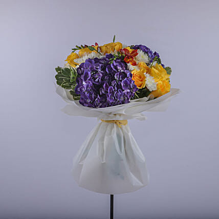 Bouquet Of Royal Charm