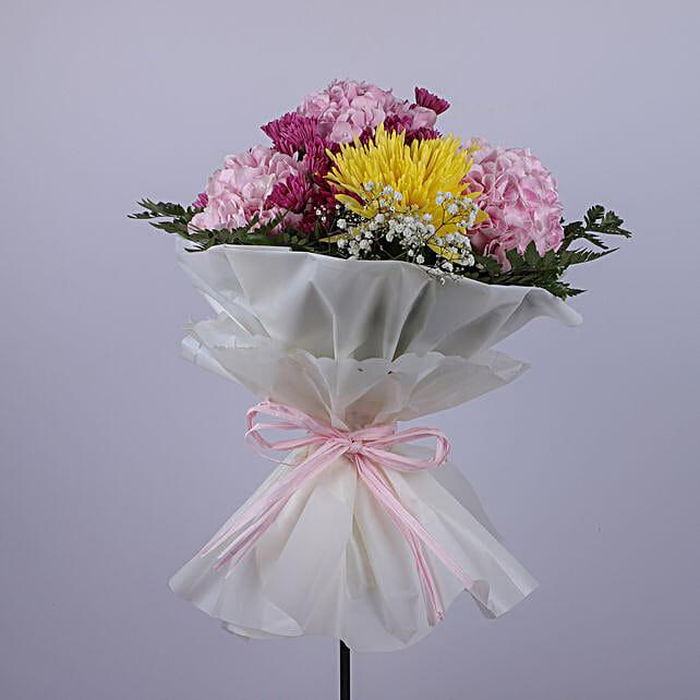 Dazzling Floral Wish