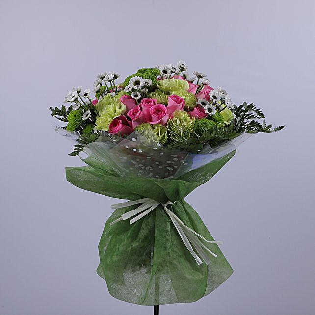 Evergreen Love Bouquet