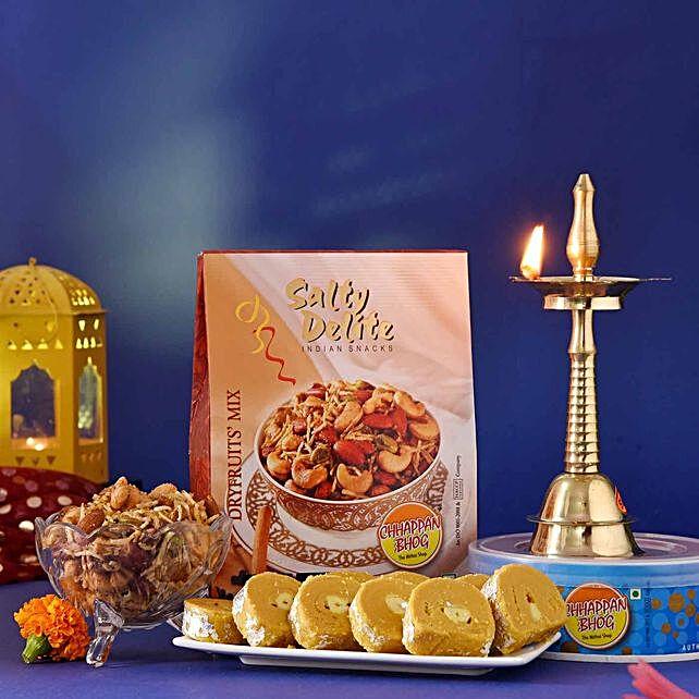 Kerala Deep Sweet And Salty Hamper