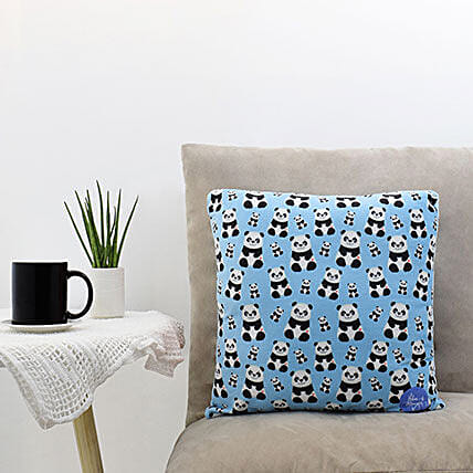 Baby Panda Printed Cushion:Personalised Gifts Items Philippines
