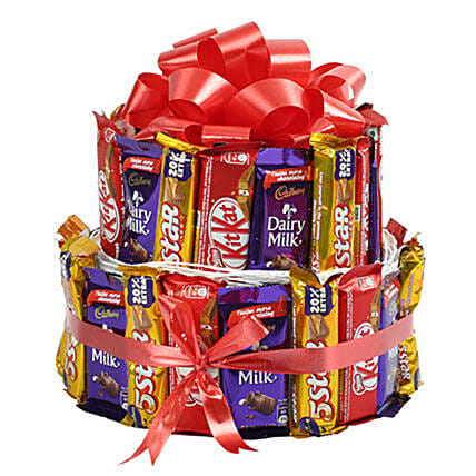 Choco Express:Send Chocolate Basket to Philippines