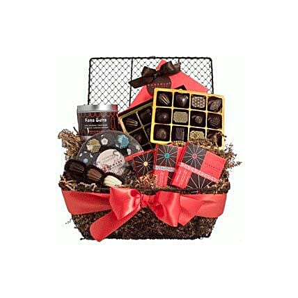 Chocolate Lovers Delight:Karwa Chauth Gifts Philippines