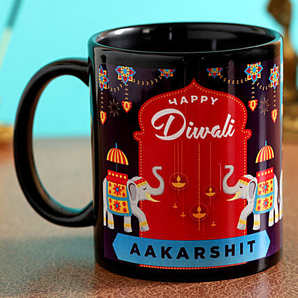 best personalised mug for diwali