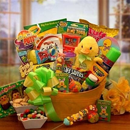 Easter Sunshine:Send Easter Gifts to Philippines