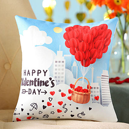 Romantic Cushion For Valentine's Day