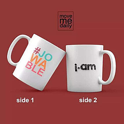 I Am Jowable Printed Mug:Mugs to Philippines