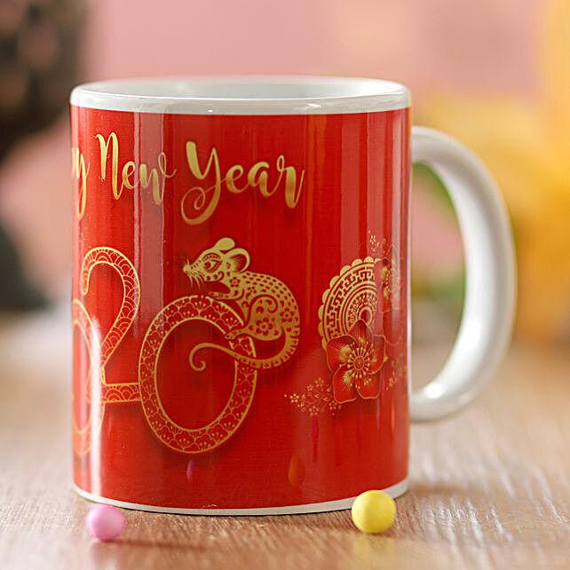 New Year 2020 Mug