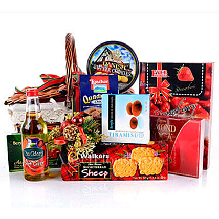 Perfect Festive Gift Hamper