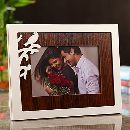Personalised Couple Photo Frame