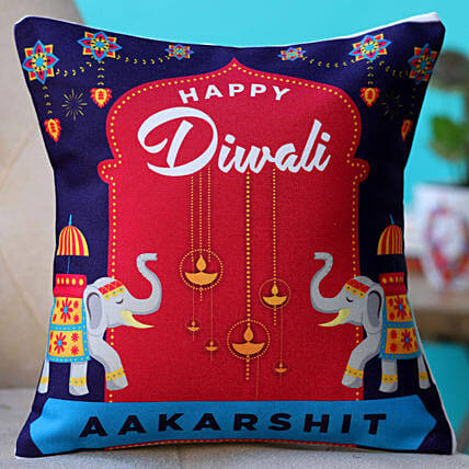 online printed cushion for diwali:Diwali Gift Delivery Philippines