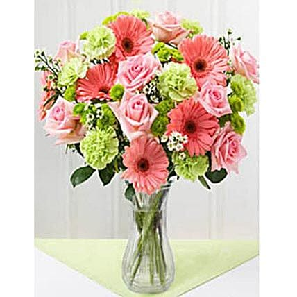 Pink Lollipops:Flower Arrangements to Philippines