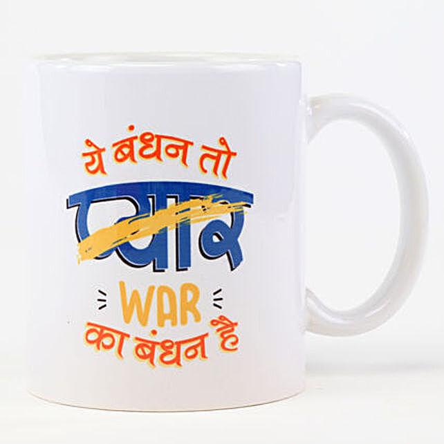 Pyaar Ka Bandhan Ceramic Mug