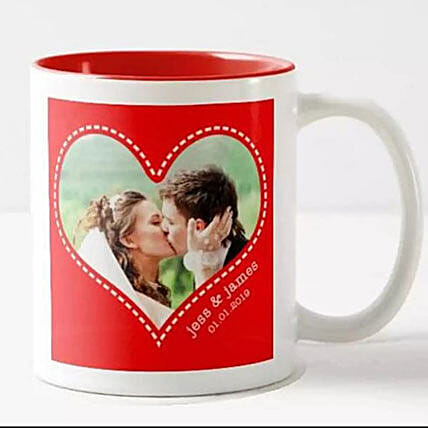 Romantic Personalized Mug:Mugs to Philippines