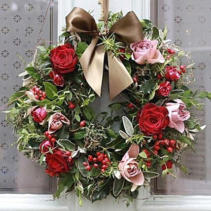 Special Christmas Wreath