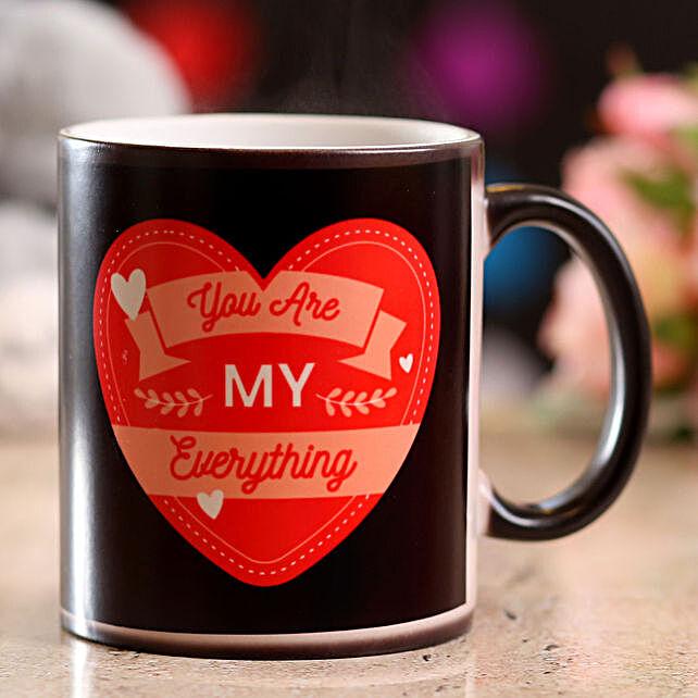 online message mug for vday