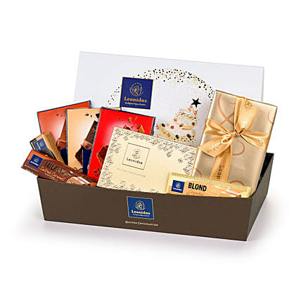 Deluxe Christmas Hamper:Send Gifts to Poland