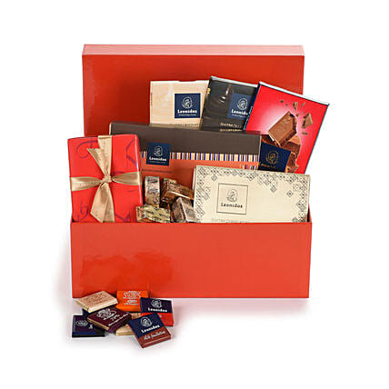 Leonidas Chocolate Gift Hamper:Send Gifts to Portugal