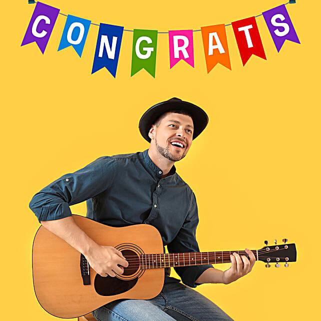 Musical Congratulations
