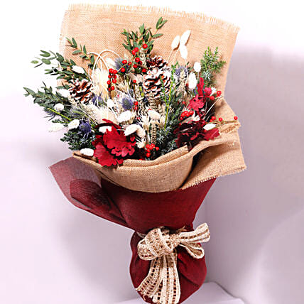 Bouquet Of Beautiful Flowers:Gift Baskets to Qatar