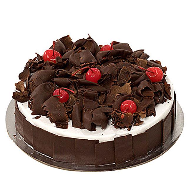 Delectable Black Forest Cake QT