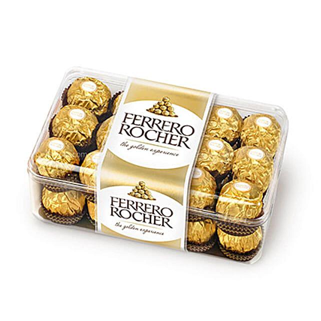 Ferrero Rocher Tasty Treat