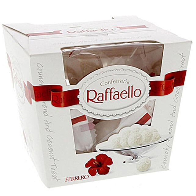 Joy of Ferrero Raffaello:Send New Year Gifts to Qatar