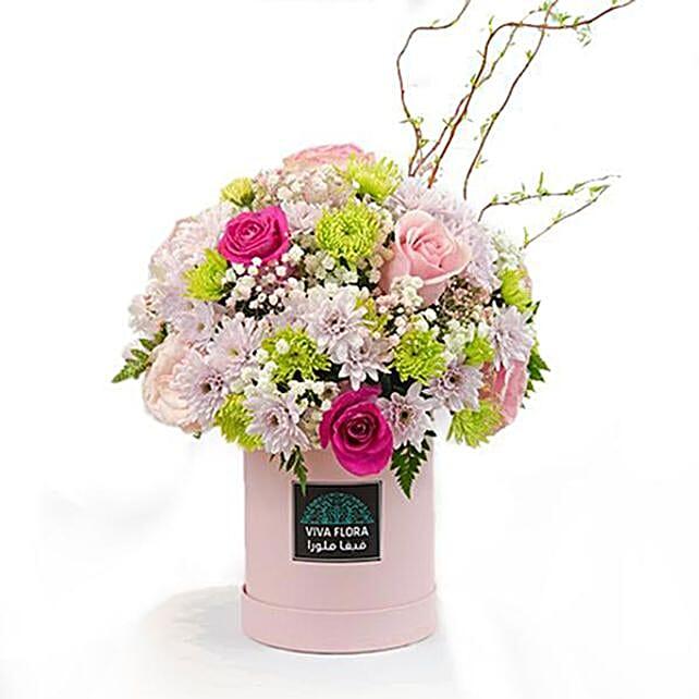 Magical Flowers Arrangement