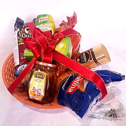 Morning Glory Goodies Hamper:National Day Gifts