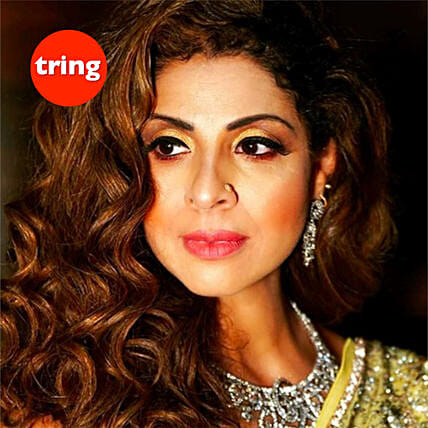 Digital Video Message By Tanaaz Irani:Celebrity Video Messages In Qatar