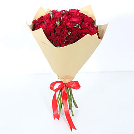 lovely roses bouquet online:Roses Delivery in Qatar