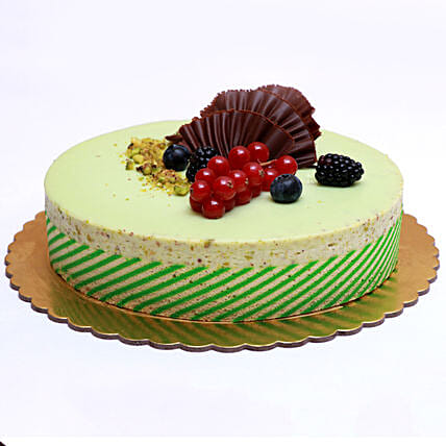 Luscious Kifaya Cake