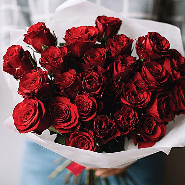 premium roses bouquet online