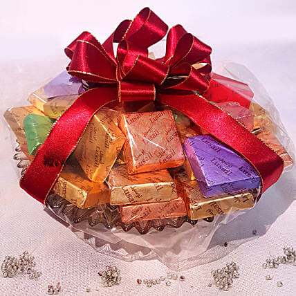 Elegant Assorted Chocolate Tidbits Gift Hamper