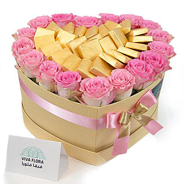 Charming Love Gift Box