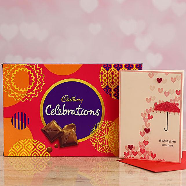 Love Umbrella Chocolates