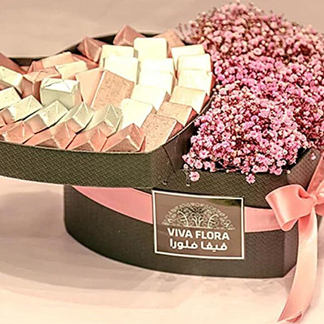 Viva Flora And Chocolates:Send Chocolates to Qatar