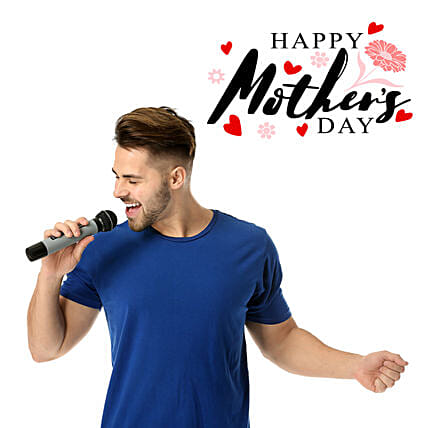 Mothers Day Songs By Male Singer:Gift Delivery in Romania