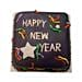 Chocolaty New Year Cake 3kg