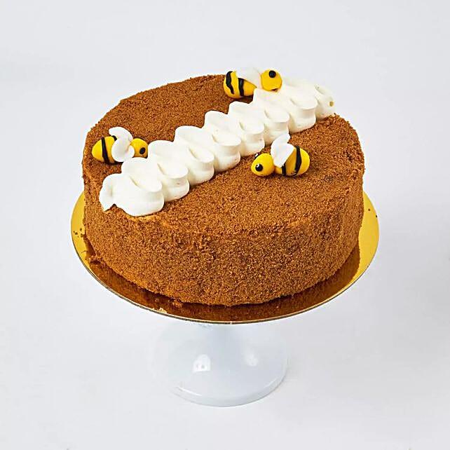Exotic Honey Cake
