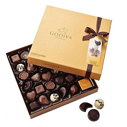 Godiva Chocolates Box 24 Pieces