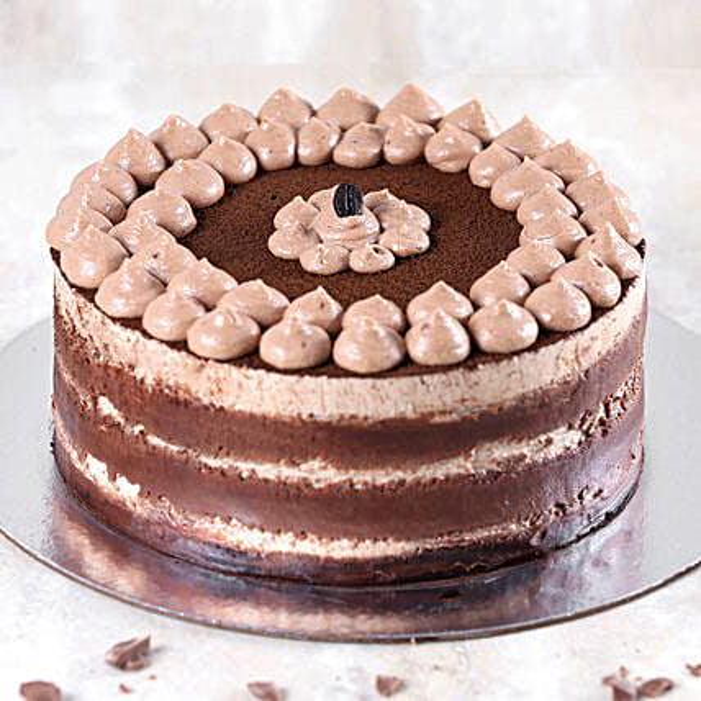 Chocolaty Tiramisu Cake Half Kg