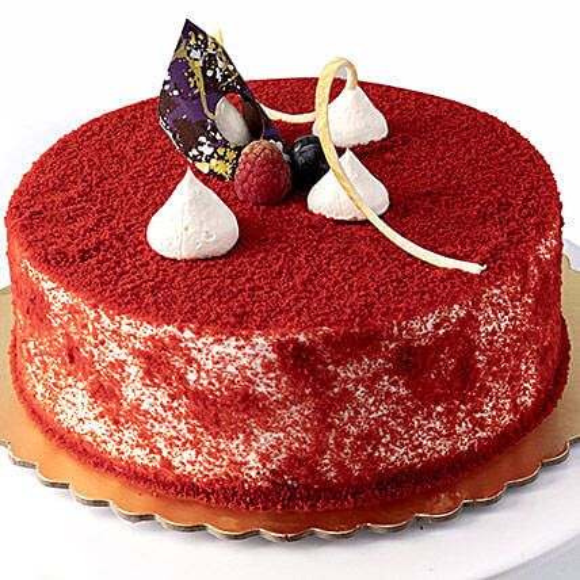 Red Velvety Cake:Send Birthday Gifts to Saudi Arabia