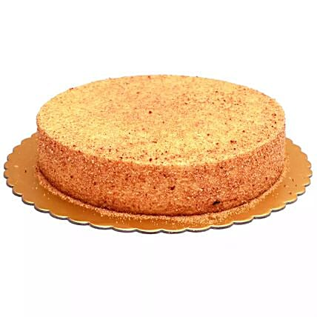 Relishing Honey Cake