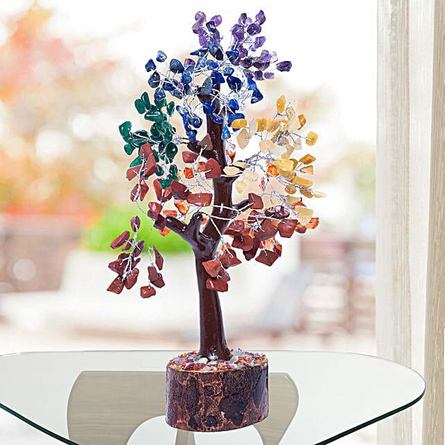 5 Chakra Wish Tree