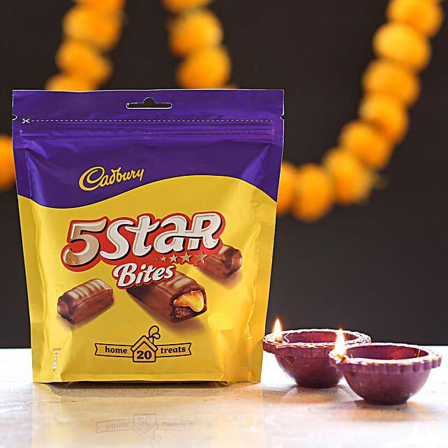 Cadbury 5 Star Pack Diyas